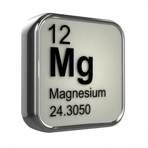 3d Magnesium element